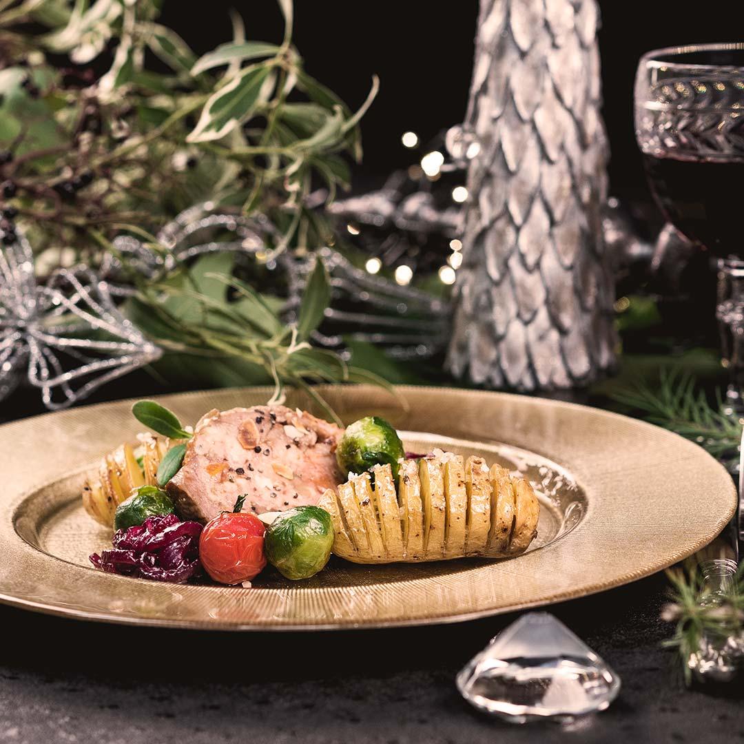 Menus de Noël et Nouvel An, traiteur, plats préparés, Maison Steffen boucherie Luxembourg