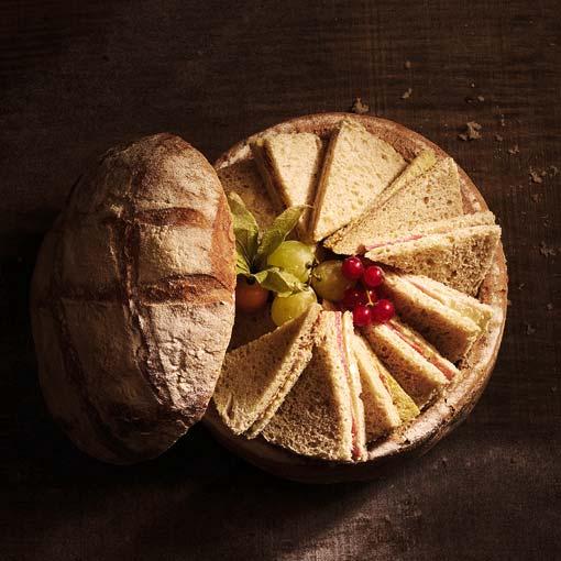 Pain surprise, plats préparés, Maison Steffen boucherie Luxembourg
