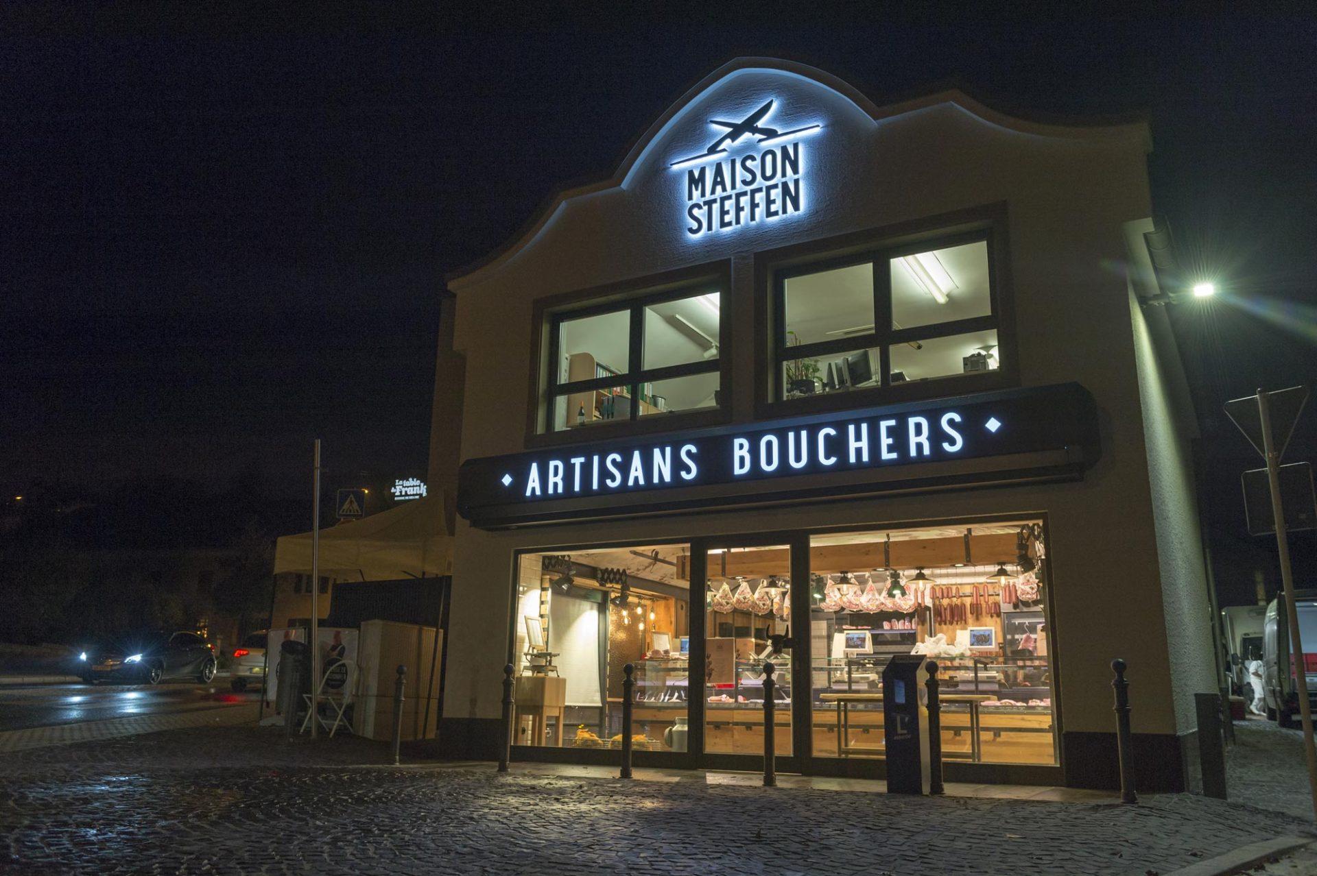 Boucherie Maison Steffen Steinfort Luxembourg