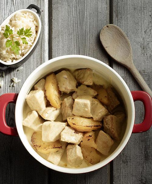 Recette curry de porc Maison Steffen Boucherie Charcuterie