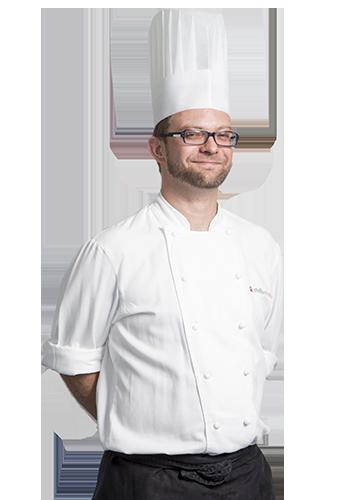 Grégory, Maison Steffen, recettes