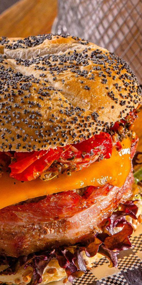 Recette hamburger, Maison Steffen boucherie Luxembourg