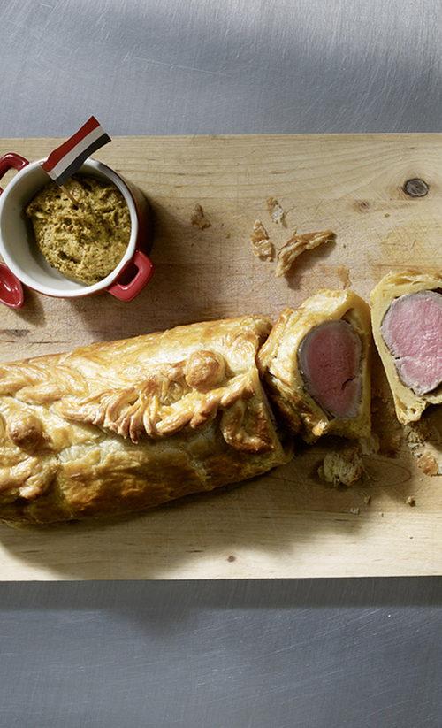 Recette rôti de porc en croûte, Maison Steffen boucherie Luxembourg