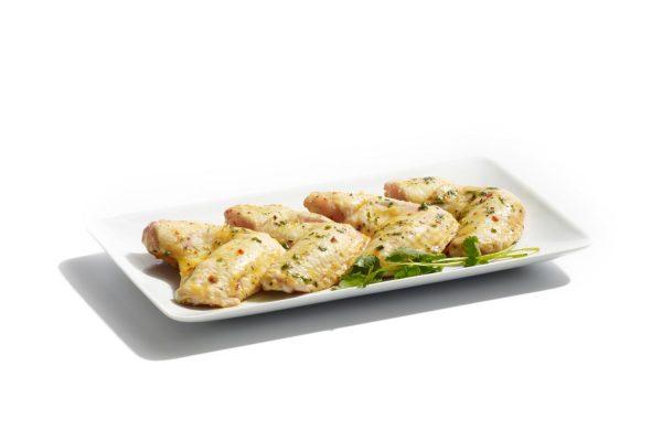 Maison Steffen Boucherie Boucher Charcuterie Salaisons Barbecue BBQ Grillade Ailes de poulet marinées