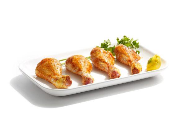 Maison Steffen Boucherie Boucher Charcuterie Salaisons Barbecue BBQ Grillades Pilons de poulet au miel