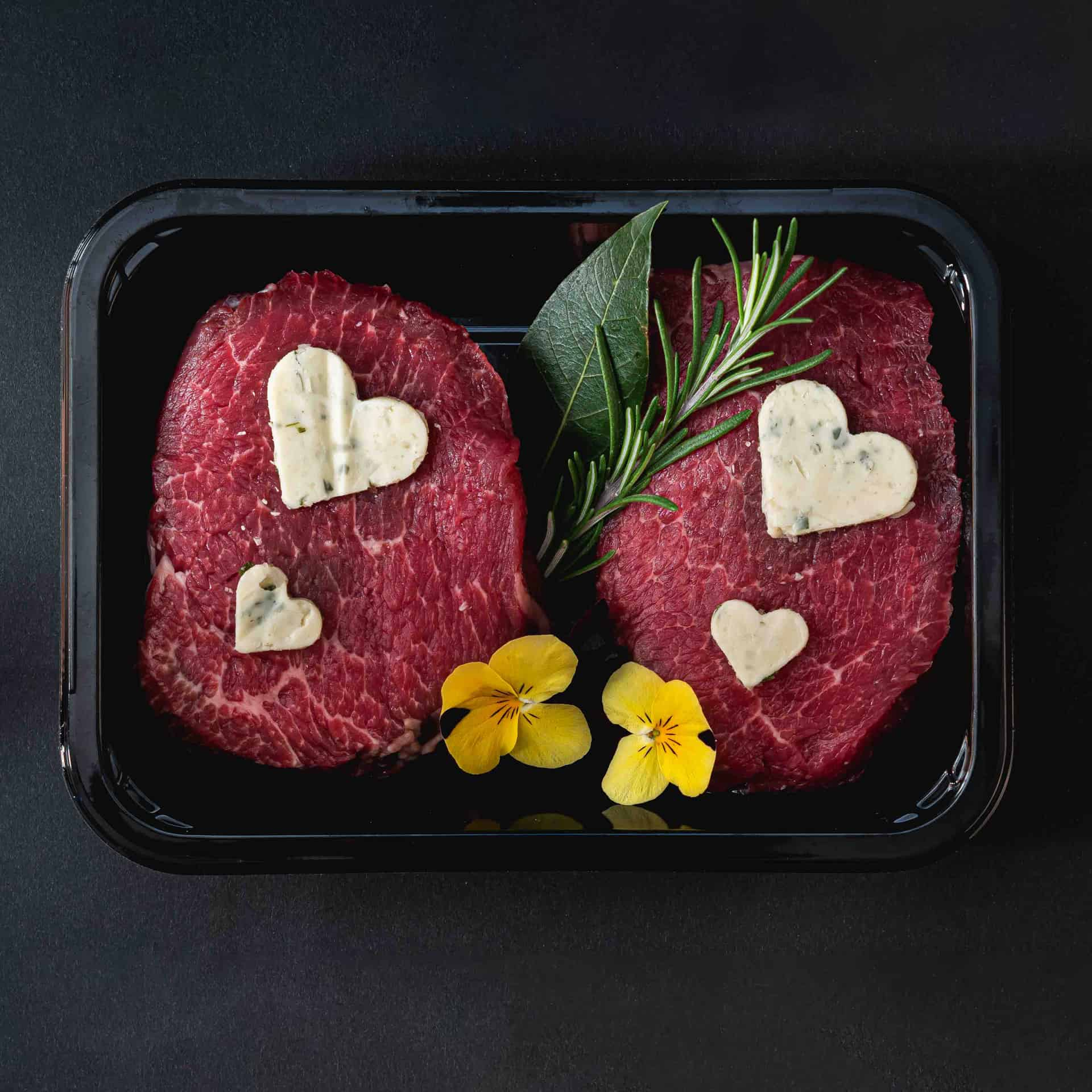 « Filet for Two » pour la Saint-Valentin