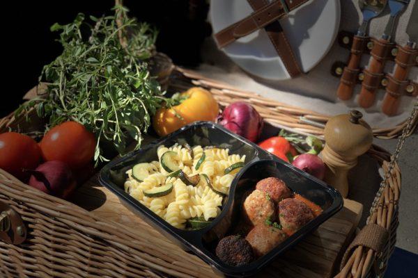 Boulettes de viande - livraison domicile steffen plats cuisinés individuels luxembourg