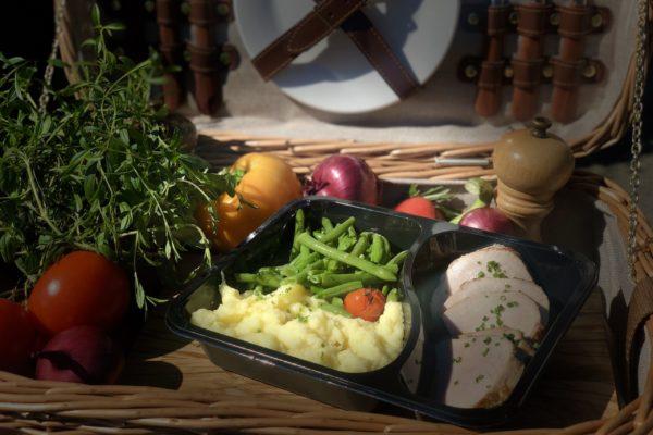 Rôti de porc - livraison domicile steffen plats cuisinés individuels luxembourg