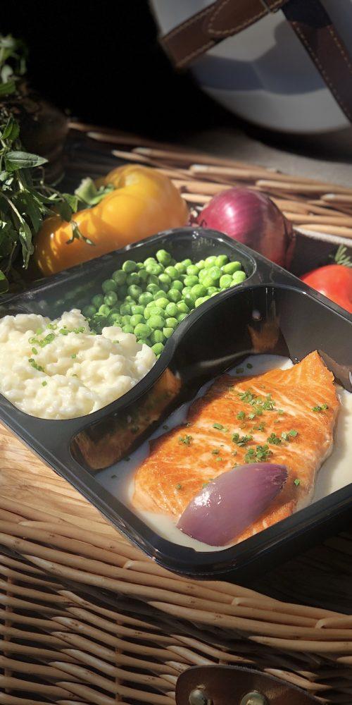 Saumon - livraison domicile steffen plats cuisinés individuels luxembourg
